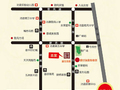 盛世珑庭交通图