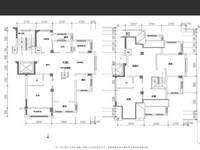 汉爵御苑5室4厅2卫 新实小学区房 一手房手续 首付30多万 可直接上学