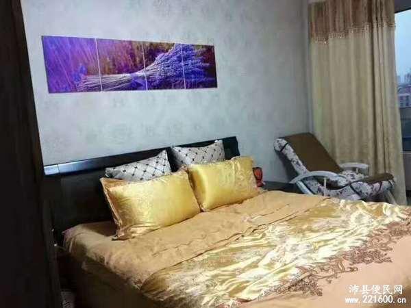 新城区九龙城 精装新房对外出租家电家具齐全 月付