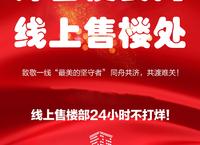 安建汉城源筑网上售楼处盛大开启